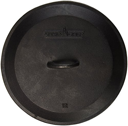 Camp Chef Cast Iron 12-inch Skillet Lid by Camp Chef