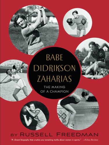 Babe Didrikson Zaharias: The Making of a Champion PDF