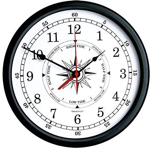 Atlantic Time & Tide Clock