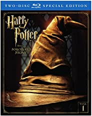 Harry Potter and the Sorcerer's Stone (2-Disc Special Edition) [Blu-