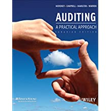 Auditing: A Practical Approach, 1st Canadian Edition