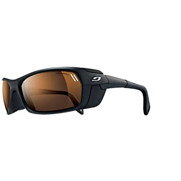 37396e3cff Julbo Bivouak Sunglasses (Cameleon black black Size Taille L  Amazon ...