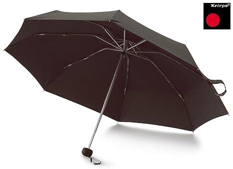Knirps Piccolo 860 - Paraguas de bolsillo, color negro