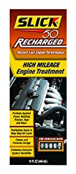 Slick 50 750002 Recharged High Mileage Engine Treatment - 15 Oz.