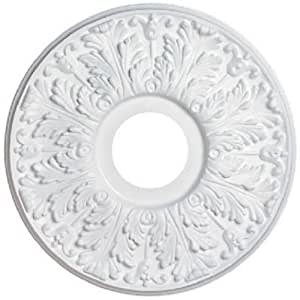 Westinghouse7702800 15-1/2-Inch Victorian White Finish