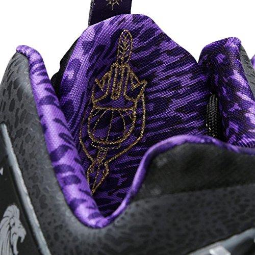 Scarpa Da Basket Nike Mens Lebron Xi Nera E Viola