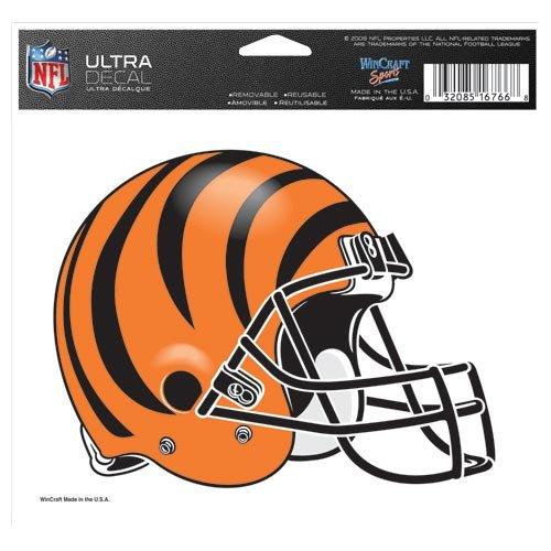 Old Glory Cincinnati Bengals - Helmet Decal