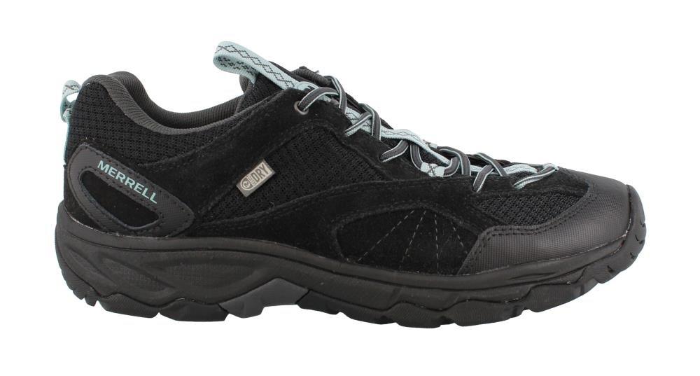Merrell Women's, Avian Light 2 Hiking Shoes Black 8 M by Merrell