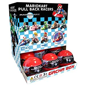 Mario Kart Pullback Car