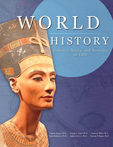 Book cover from World History: Cultures, States, and Societies to 1500by Eugene Berger