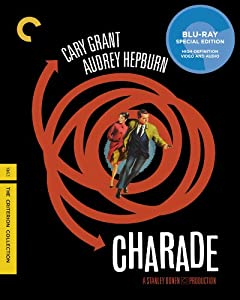 Cover Image for 'Charade (Criterion Collection)'