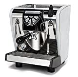 Nuova Simonelli Musika Black Plumbed Espresso Coffee Machine Huge Starter Kit
