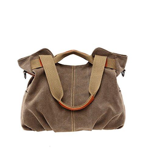 bolsa de lona/paquete de ocio/bolso/bolso de bandolera/La Sra bolsa de mensajero-D E