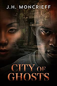 City of Ghosts (GhostWriters Book 1) by [Moncrieff, J.H.]