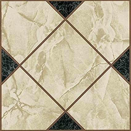 Quality 60 X Vinyl Floor Tiles Self Adhesive Kitchen Bathroom