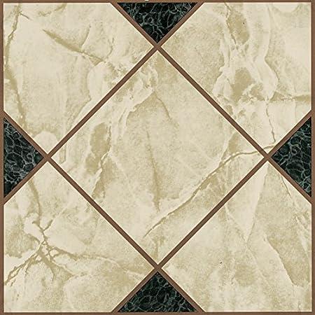 Quality 60 X Vinyl Floor Tiles Self Adhesive Kitchenbathroom