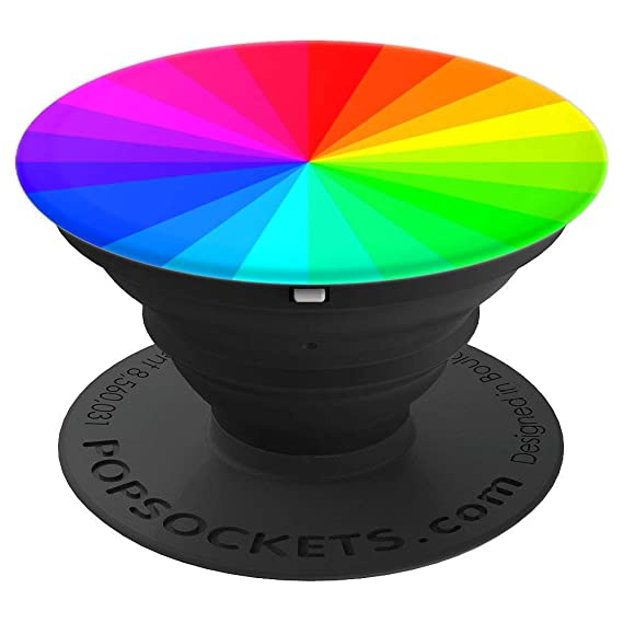 Amazon Com Color Wheel Gift For Artists And Designers Popsockets