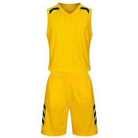 GJFENG Sportswear Ropa De Baloncesto Traje Equipo De Entrenamiento ...