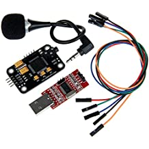 Voice Recognition Module kit microphone for Arduino Compatible Control your devices Dropshipping