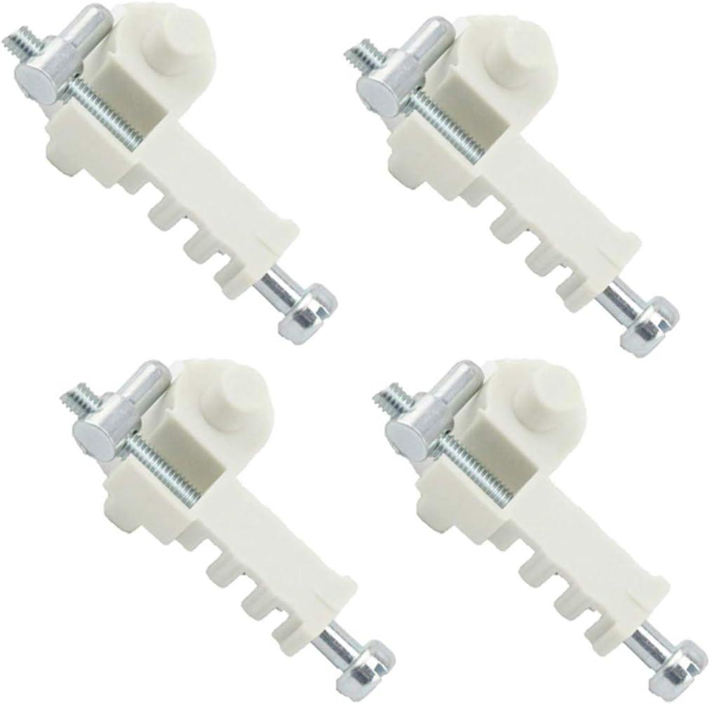 Hippotech Paquete de 4 tensores ajustadores de Cadena para STIHL 017 MS170 018 MS180 021 MS210 023 MS230 025 MS250 Motosierra