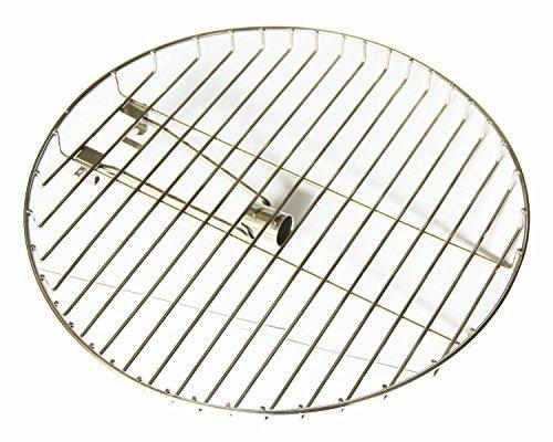 hongso scg13513.5' superior de acero inoxidable rejilla de cocinar con giratoria eje para Char-Griller 16620