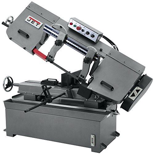JET HSB-1018W 2 HP 230-Volt 10-Inch by 18-Inch Horizontal Band Saw Review