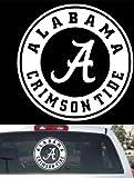 Alabama Crimson Tide Big Rear Window Decal