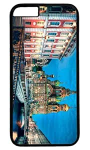 Beatiful City Architectural Case for iPhone 6 PC Black by Cases & Mousepads