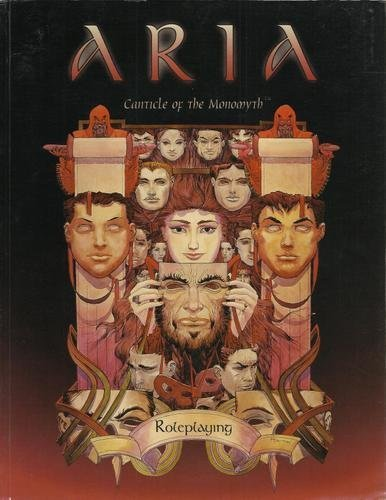 Aria Roleplaying (Aria Series : Canticle of the Monomyth) by Christian S. Moore (1994-08-03)