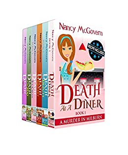 A Murder In Milburn, The Complete 6 Book Series: A Culinary Cozy Mystery Box Set With Recipes by [McGovern, Nancy]
