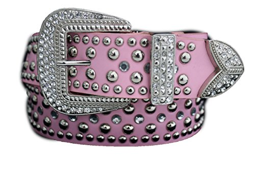 Women Western Fashion Buckle Rhinestones product image