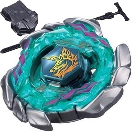 Amazon.com  Blitz Unicorno   Striker 100RSF Beyblade STARTER SET w   Launcher   Ripcord  Toys   Games d3342e65e4c4