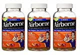 Airborne Gummies Blast of Vitamin C 75 Gummies(Pack of 3) For Sale