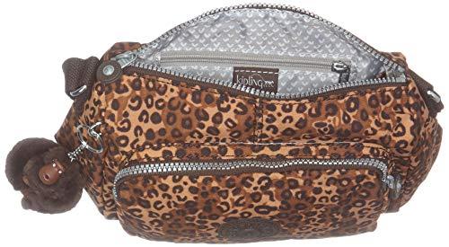 Cheetah Mehrfarbig Kipling B A Borse mixed S Reth Tracolla Donna T1Z6Uw1