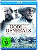 BD * Gods and Generals - Extended Director's Cut (2 Discs) [Blu-ray] [Import anglais]