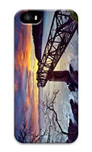 iPhone 5 3D Hard Case The Bridge To Nowhere