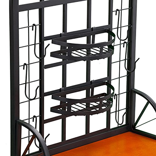 Dome Bakers Rack by Southern Enterprises (Image #7)