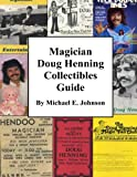Magician Doug Henning Collectibles Guide