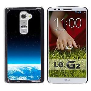 Sabiduría Lógica Dentro Nubes - Metal de aluminio y de plástico duro Caja del teléfono - Negro - LG G2
