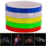 EVEDM Reflective Tapes 5 Colors Safety Reflective