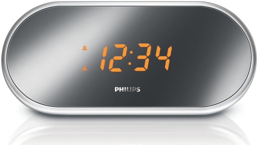 Radio Réveil PHILIPS AJ1000 GRIS
