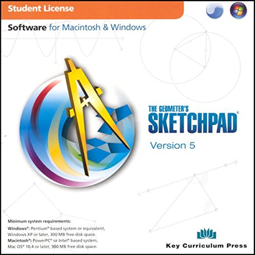 Geometer's Sketchpad, Vers. 5-Student Edition