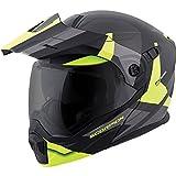 Scorpion EXO-AT950 NeoCon Street Bike Motorcycle Helmet - Hi-Viz / Large
