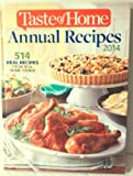 Taste of Home Annual Recipes 2014 (Hardcover)