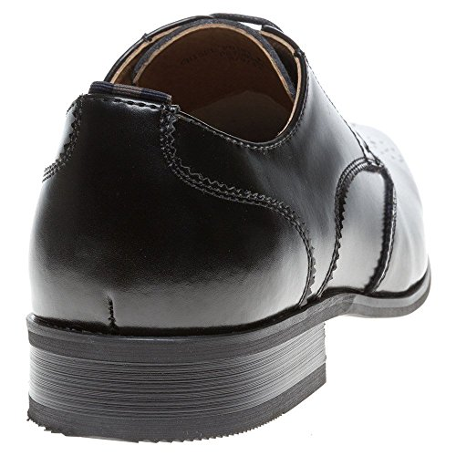 Point Noir Werth Peter Chaussures Chisel Wingtip Homme qxSTT7fw