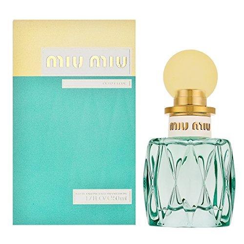 Miu Miu L'Eau Bleue Eau De Parfum Spray - Miu M