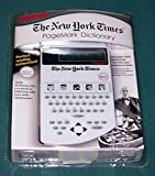 Rare Franklin NYT-540MW The New York Times Page Mark Dictionary New Factory Sealed Sleek Dictionary Fits in a Book or Briefcase with Your Daily Newspaper