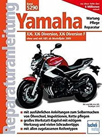 repair instructions yamaha 702 11 40 repair instructions yamaha rh amazon co uk yamaha xj6 repair manual yamaha xj6 repair manual