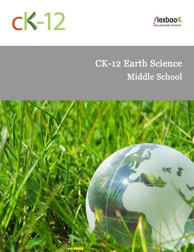 CK 12 Earth Science Middle School ebook product image