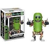 Funko Pop! Animation - Rick & Morty - Pickle Rick NC Games Padrão